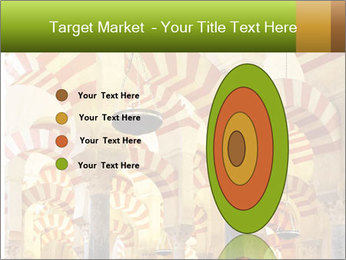 Antient Archway PowerPoint Template - Slide 84
