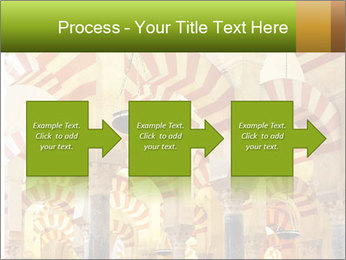 Antient Archway PowerPoint Template - Slide 88