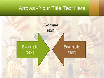 Antient Archway PowerPoint Template - Slide 90