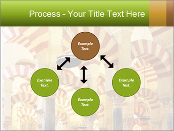 Antient Archway PowerPoint Template - Slide 91