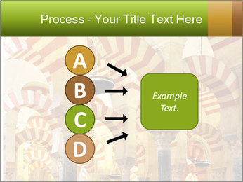 Antient Archway PowerPoint Template - Slide 94