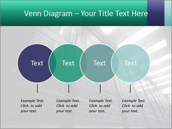 Big Server Room PowerPoint Template - Slide 32
