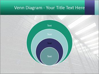 Big Server Room PowerPoint Template - Slide 34