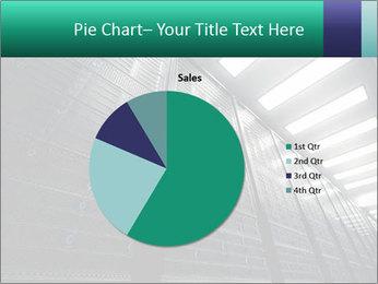 Big Server Room PowerPoint Template - Slide 36
