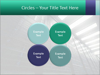 Big Server Room PowerPoint Templates - Slide 38