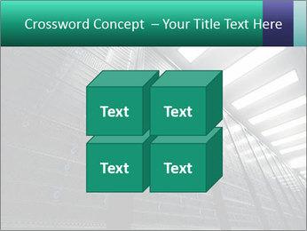 Big Server Room PowerPoint Template - Slide 39