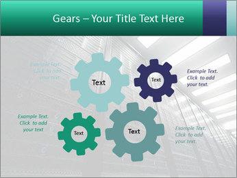 Big Server Room PowerPoint Template - Slide 47