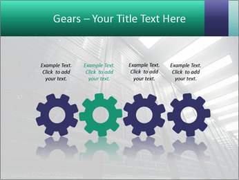 Big Server Room PowerPoint Templates - Slide 48