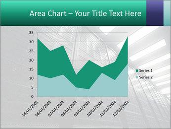 Big Server Room PowerPoint Template - Slide 53