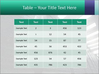 Big Server Room PowerPoint Template - Slide 55