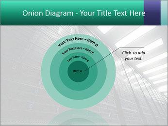 Big Server Room PowerPoint Template - Slide 61
