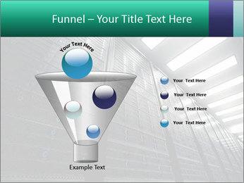 Big Server Room PowerPoint Template - Slide 63