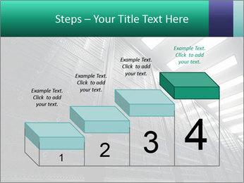 Big Server Room PowerPoint Templates - Slide 64