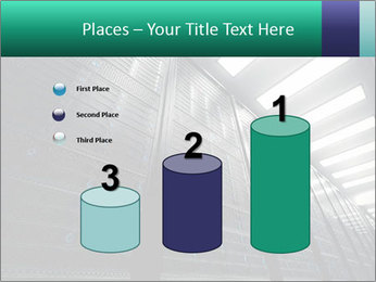 Big Server Room PowerPoint Template - Slide 65