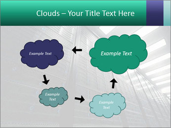 Big Server Room PowerPoint Template - Slide 72
