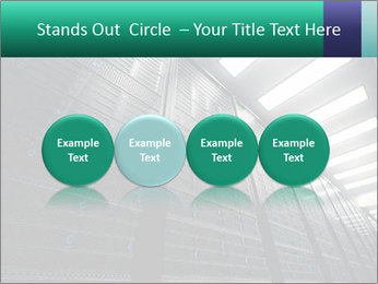 Big Server Room PowerPoint Template - Slide 76