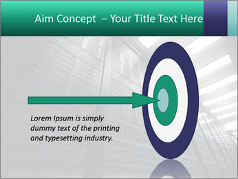 Big Server Room PowerPoint Template - Slide 83