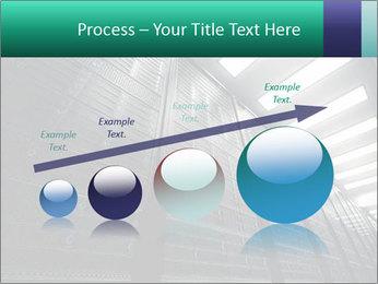 Big Server Room PowerPoint Template - Slide 87