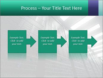 Big Server Room PowerPoint Template - Slide 88