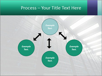 Big Server Room PowerPoint Template - Slide 91
