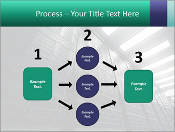 Big Server Room PowerPoint Template - Slide 92