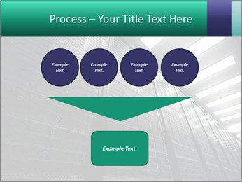 Big Server Room PowerPoint Templates - Slide 93