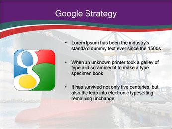 Huge Tanker PowerPoint Template - Slide 10