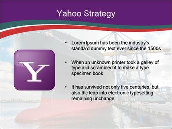 Huge Tanker PowerPoint Template - Slide 11