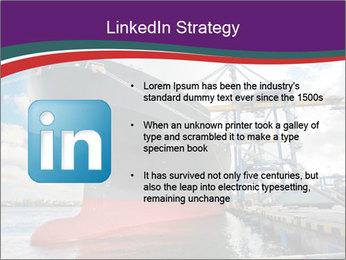 Huge Tanker PowerPoint Template - Slide 12
