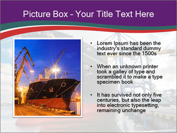 Huge Tanker PowerPoint Template - Slide 13