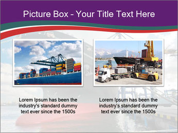 Huge Tanker PowerPoint Template - Slide 18