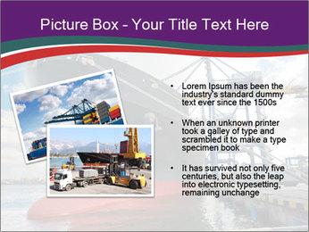 Huge Tanker PowerPoint Template - Slide 20