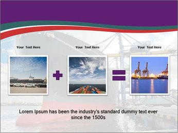 Huge Tanker PowerPoint Template - Slide 22