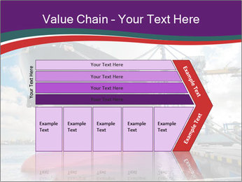 Huge Tanker PowerPoint Template - Slide 27