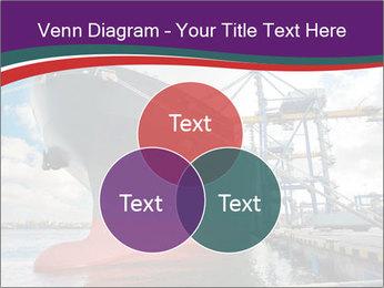 Huge Tanker PowerPoint Template - Slide 33