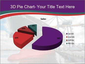 Huge Tanker PowerPoint Template - Slide 35