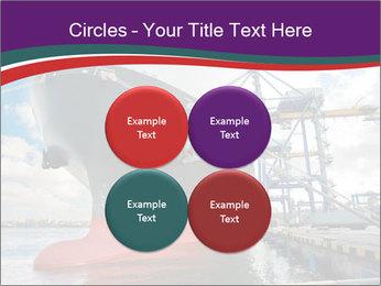 Huge Tanker PowerPoint Template - Slide 38