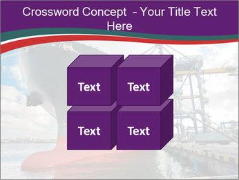 Huge Tanker PowerPoint Template - Slide 39