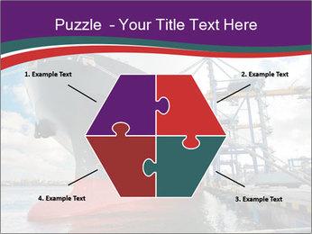 Huge Tanker PowerPoint Template - Slide 40