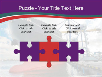 Huge Tanker PowerPoint Template - Slide 42