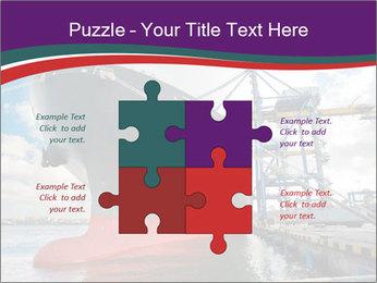Huge Tanker PowerPoint Template - Slide 43