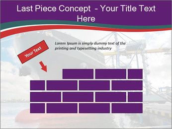 Huge Tanker PowerPoint Template - Slide 46