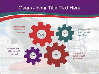 Huge Tanker PowerPoint Template - Slide 47