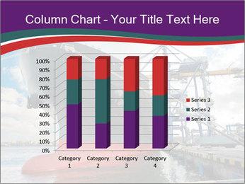 Huge Tanker PowerPoint Template - Slide 50