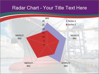 Huge Tanker PowerPoint Template - Slide 51