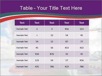 Huge Tanker PowerPoint Template - Slide 55