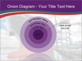Huge Tanker PowerPoint Template - Slide 61