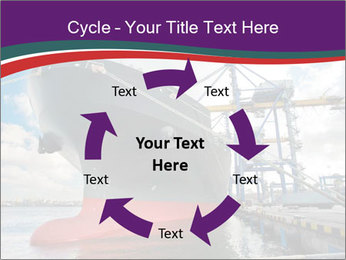 Huge Tanker PowerPoint Template - Slide 62