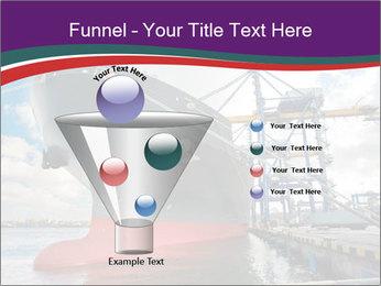 Huge Tanker PowerPoint Template - Slide 63