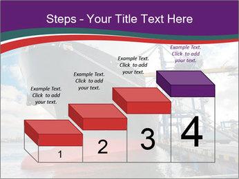 Huge Tanker PowerPoint Template - Slide 64